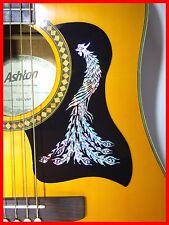 Guitarra Acústica Pickguard/Scratchplate Auto-Adhesivo Plata Phoenix DESIGN