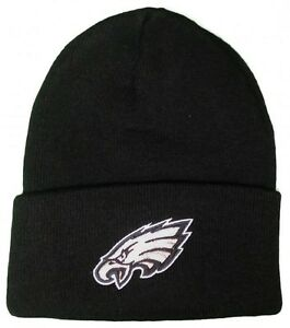 Image is loading New-Philadelphia-Eagles-Beanie-Hat-Embroidered-Winter-Cap- d7acdf4c1