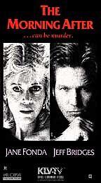 THE-MORNING-AFTER-JANE-FONDA-JEFF-BRIDGES-VHS-1986-87KLV-TV-RARE