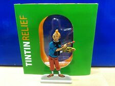 Figurine Métal Tintin Peintre MOULINSART