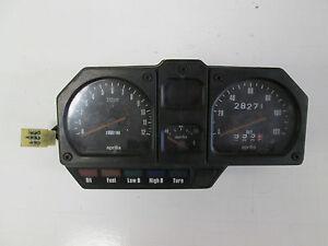 Aprilia AF1 50 Speedo clocks (1985)