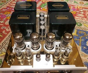Yaqin-MC-100b-KT88-Tube-Integrated-Amplifier-w-Upgraded-Tubes-USA-Shipping