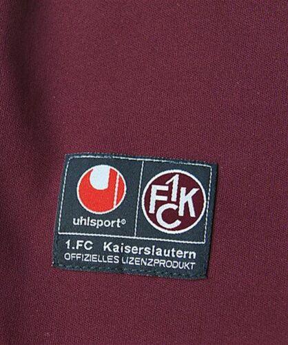 German Bundesliga Club FC Kaiserslautern Home Soccer Jersey by Uhlsport