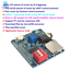 MP3-Player-Voice-Playback-Module-I-O-Trigger-UART-Control-SD-TF-Card-For-Arduino thumbnail 5
