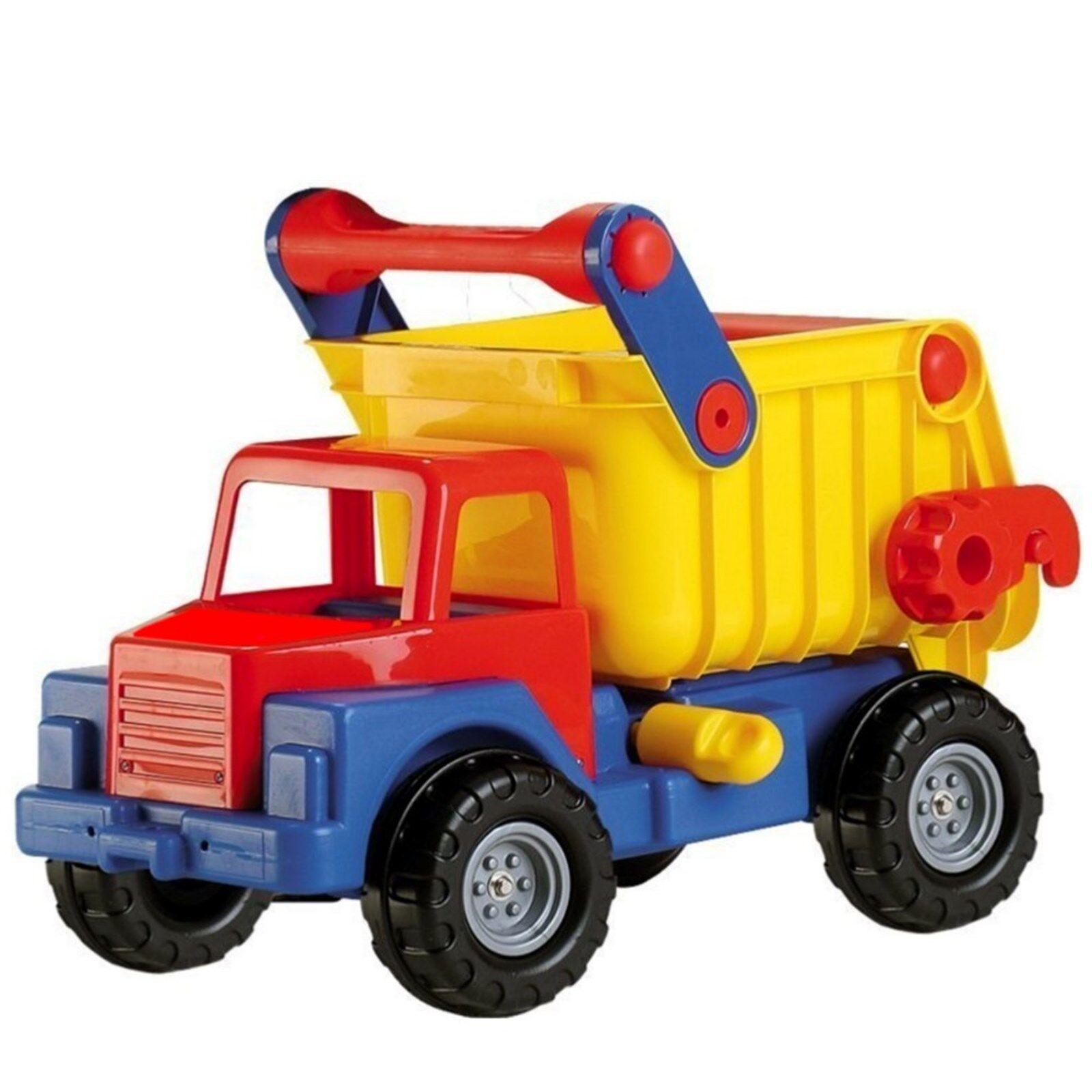 más orden Wader Camión No 1. Grande Grande Grande - Volquete 80cm Extra Estable 37909 Dúmper Nuevo  hasta un 50% de descuento