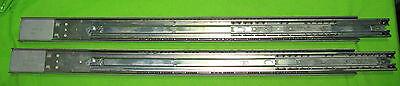 1 Paia Rack Hp Guide Di Montaggio 185766 002 Senza Sul Lato Server 5500er Ferrovia- Morbido E Antislipore