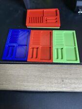 Lock Pinning Tray Lpl Helps Arranging Pins For Rekeying Key Locks Random Color