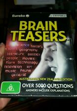 Brain Teasers PC GAME- FREE POST