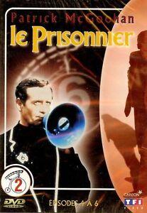 DVD-NEUF-LE-PRISONNIER-VOL-2-EPISODES-4-A-6-PATRICK-MCGOOHAN