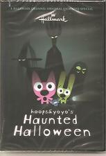 HALLMARK Channel Hoops & Yoyo's Haunted Halloween DVD Family Movie NEW