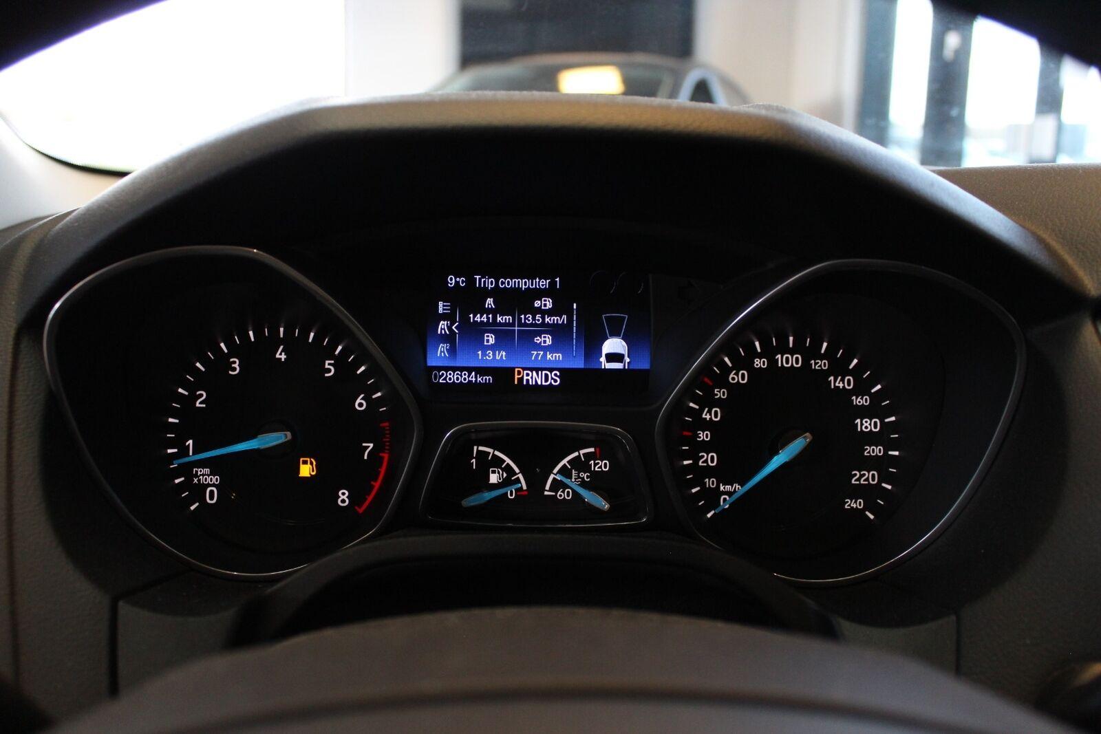 Ford Focus 1,5 SCTi 150 Titanium stc. aut. - billede 7