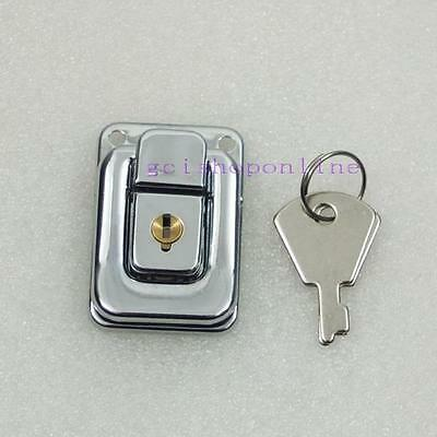 2 6 12 Toggle Case Catch Latch Trunk 4 Drawbolt Closure chest Suitcase lock 3927