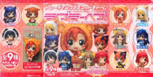 Love Live Muse Kotori Minami Character Trading PVC Mascot Charm Collection Anime