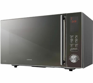 KENWOOD-K25MMS14-Solo-Microwave-Silver-Currys