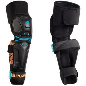 Protektoren & Schoner Bluegrass Big Horn Knieschoner Protektoren Knie Schutz Downhill MTB Freeride DH Radsport