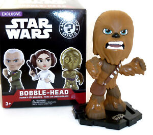 Star-Wars-FUNKO-MYSTERY-MINIS-CHEWBACCA-Bobble-Head
