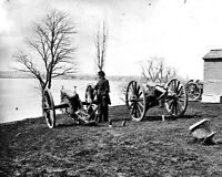 8x10 Civil War Photo: Federal General Daniel Sickles At Washington Arsenal