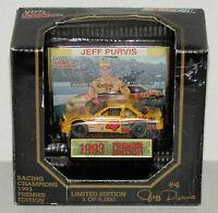 Jeff Purvis 4 Nascar Racing Champions 1993 Premier Kodak 1:64 Diecast Car