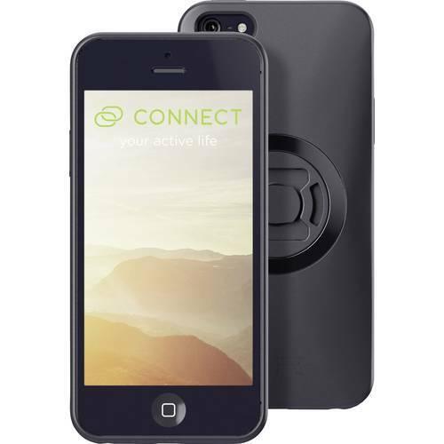Supporto per smartphone sp connect phone case set iphone 5se nero