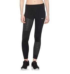 f73af4897d0b0c Women's Power Epic Run Flash Running Tights Black Size XS 856682 011 ...