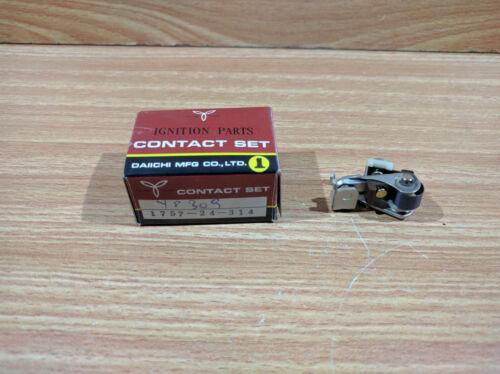 Jeu de contacts rupteur pour distributeur pour MAZDA 808 Cosmo RX-2 RX-3 RX-4 RX-7