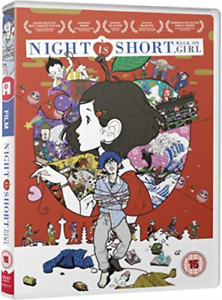 Night-Is-Short-Walk-On-Girl-Standard-Dvd-UK-IMPORT-DVD-NEW