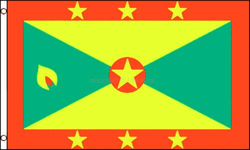 Grenada  International  3x5 Polyester Flag