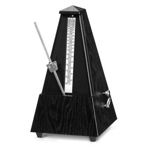 Mechanical Metronome with Audible Bell Chime for Piano Guitar Bass ...