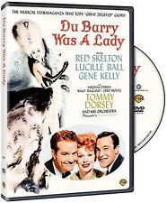 Du Barry Was a Lady (DVD) 1943 Lucille Ball, Red Skelton, Gene Kelly  NEW
