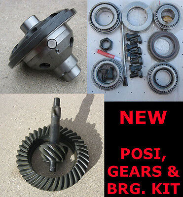"""8"""" Ford Trac-Lock Posi - Gear - Bearing Kit Package - 4.62 Ratio - 8 Inch NEW"""
