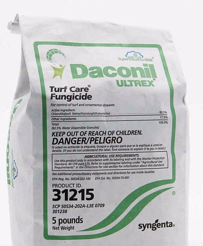 Daconil Ultrex Fungicida - 2.3kgKg
