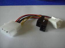 Zalman ZM-MC1 Fan Multi-Connector Cable IDE MOLEX to 2 x 5v and 2 x12v