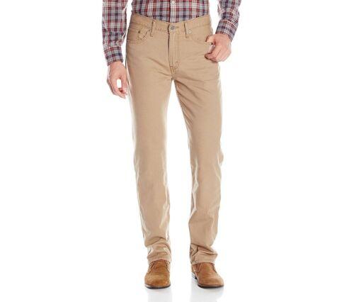 Levi's 514 60 Levis authentique Jeans Chino 100 coupe droite Nouveau 514 Padox 0692 vwTCPxq