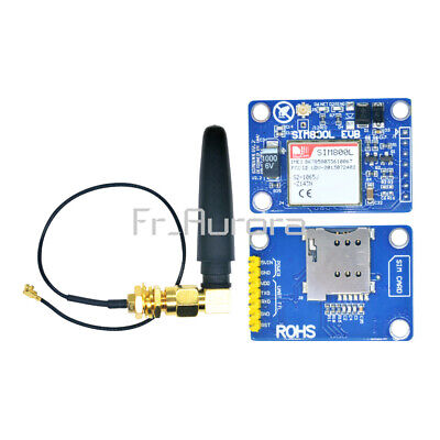 1Pcs IPEX Connecteur Antenne pour SIM800L GPRS SIM GSM Wireless Module