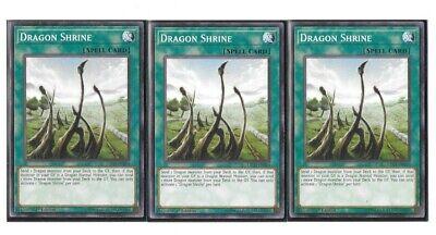 Common 1st Edition Near Mint English Dragon Shrine Yugioh LED3-EN010