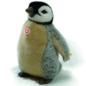 Steiff Studio Penguin baby classic washable soft toy - 37cm - EAN 504976