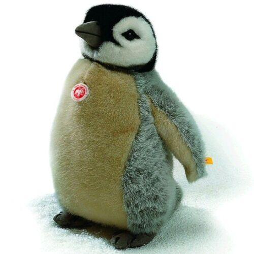 Steiff Studio Penguin baby classic washable soft toy 37cm EAN 504976