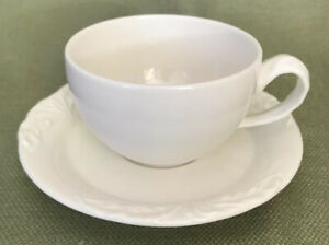 Villeroy /& and Boch FOGLIA tea cup and saucer EXCELLENT