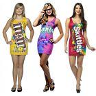 Candy Tank Dress Costume Halloween Fancy Dress
