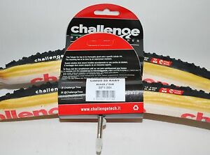 Challenge Baby Limus PRO cyclocross tubular 700 x 33 1 pair (2 tires)