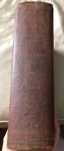 System-of-Mineralogy-James-Dana-1837-1968-Descriptive-Mineralogy-Sixth-Edition