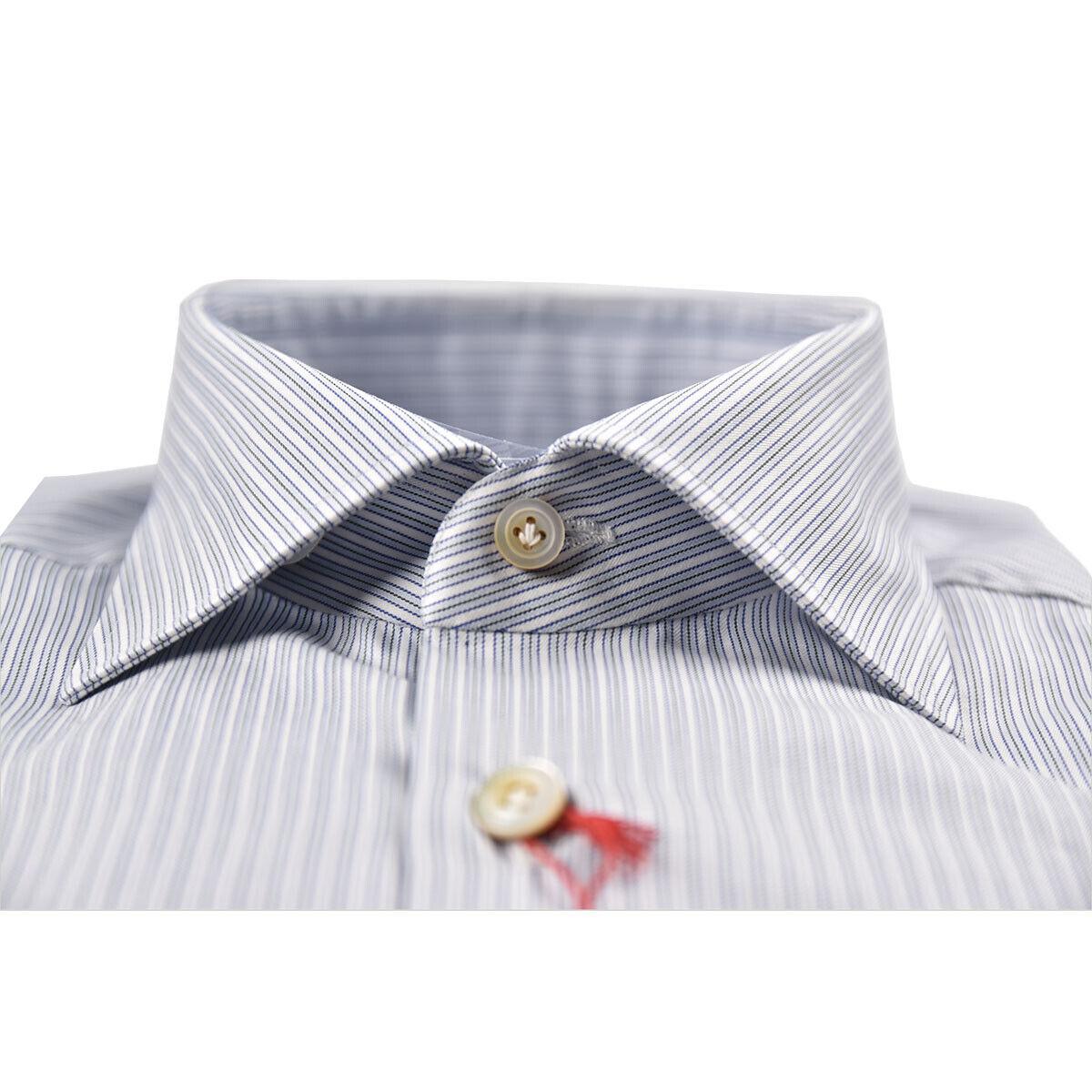 NEW KITON hemd 100% baumwolle MOD. UCCH 19H509