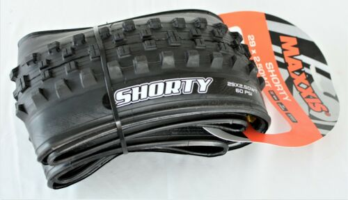 Maxxis Shorty Tire 29 x 2.50 WT 3C Maxx Grip//DH Casing//Folding TR Tubeless Ready