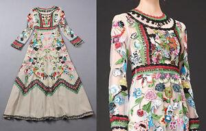 Vestito-Lungo-Donna-Fiori-Ricamati-Woman-Maxi-Dress-Embroidered-Flowers-OB14268