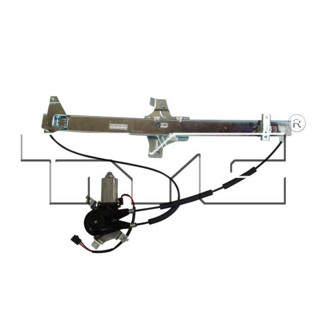 TYC 660234 Ford Econoline Van Power Replacement Front Driver Side Window Regulator