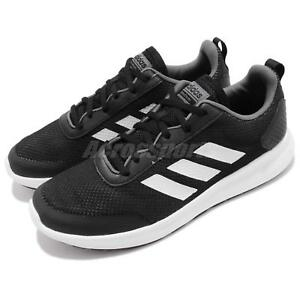 91ac01c562c adidas Element Race Cloudfoam Black White Grey Men Running Shoes ...