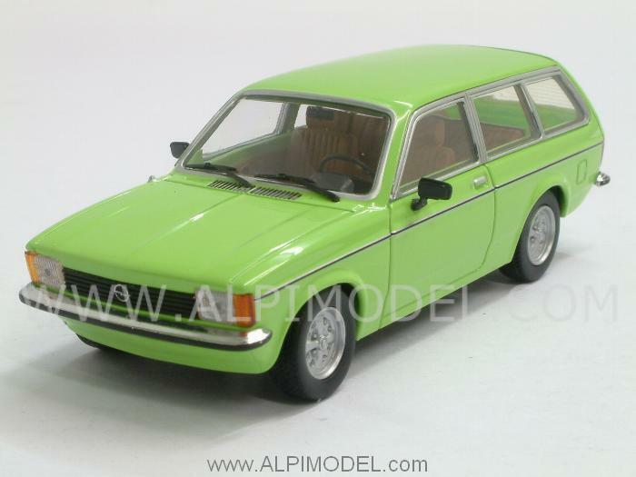 buena calidad Opel Kadett C Cocheavan 1978 Brilliant verde 1 43 MINICHAMPS MINICHAMPS MINICHAMPS 400048110  mejor reputación