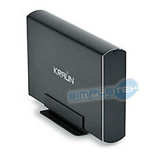 "KRAUN KR-3C STORAGE BOX HDD 3,5"" IDE/SATA, USB 3.0, 3TB, NUOVO GARANTITO 1 ANNO"