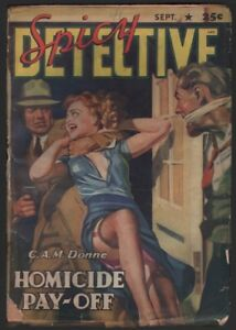 Spicy-Detective-1941-September-H-J-Ward-cover-art-Pulp