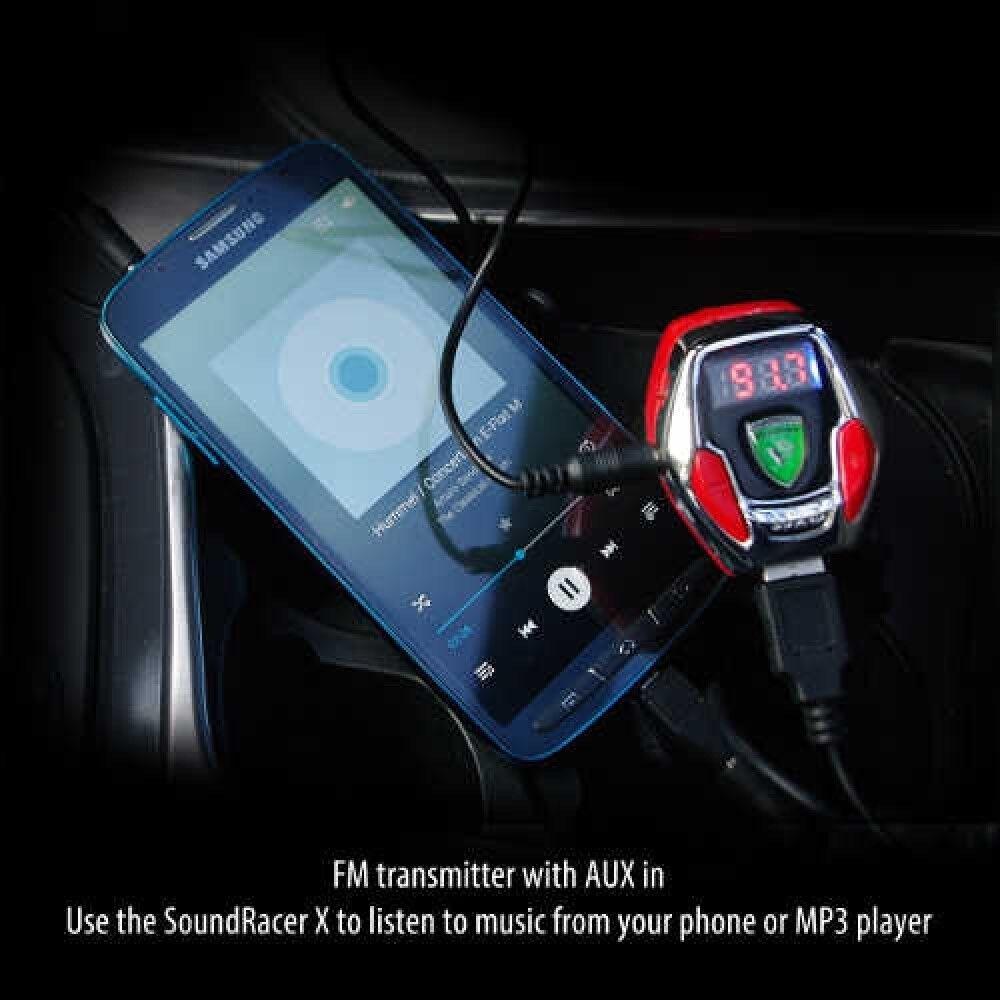 10//8 Japan Tracking SoundRacer X Generate 6 engine sound Accessory socket V12